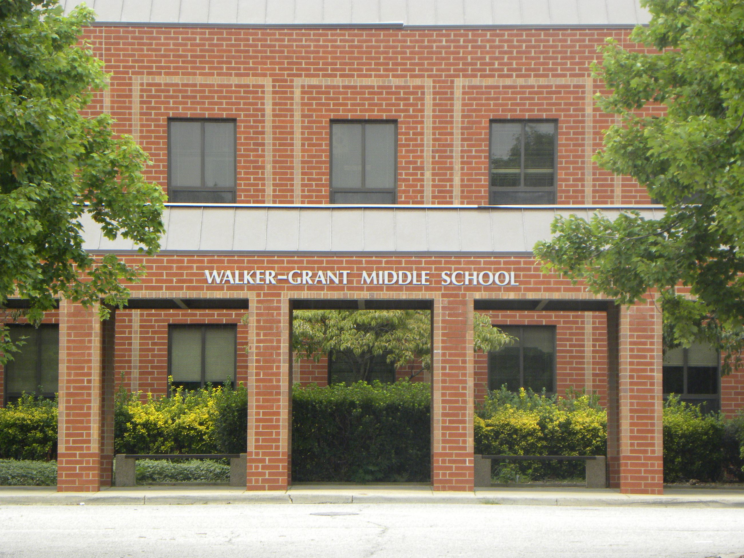 Walker Grant Middle School
